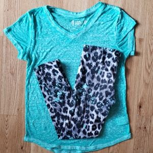 Girls Outfit Size Medium